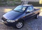 Oportunidade! fiat strada 1.7 td-pick-up