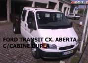 Ford transit cabine dupla. contactarse.