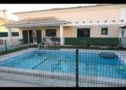 Isolada v4 com piscina  brejos de azeitão, contactarse