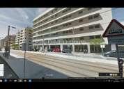 Excelente loja na av. republica, nova p/ arrendamento, c/ 156m2