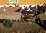 Vendo excelente triciclo zundapp ernesto