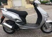 Excelente scooter kymco (ciclomotor)