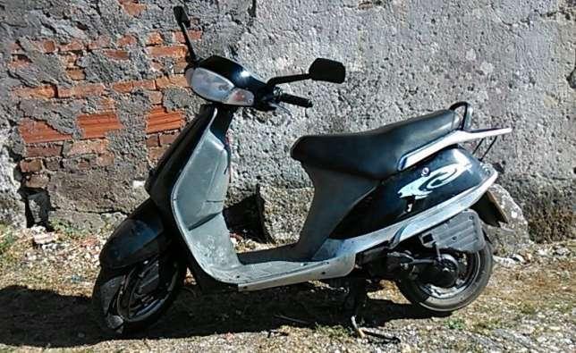 Excelente scooter kymco