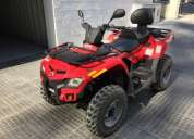 Oportunidade!. bombardier can am outlander max 400