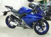 Yamaha yzf 125 r, contactarse.