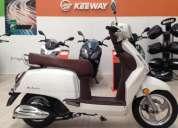 Excelente keeway zahara scooter 125