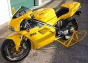 Ducati 996 s biposto. aproveite!