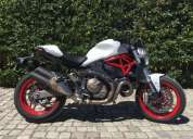 Aproveite!. ducati monster 821