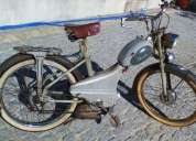 Aproveite!, peugeot griffon anos 50 mobylette motobecane mbk