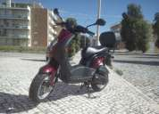 Excelente scooter peugeot ludix 50
