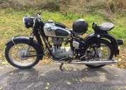 Excelente bmw r26 1960-original restaurada