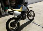 Vendo excelente mota suzuki dr 350