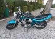 Vendo excelente moto 600cc