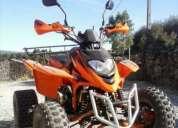 Excelente moto 4 250cc