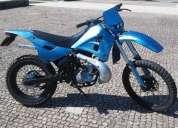 Excelente gilera zulu 2002 50cc (75cc)