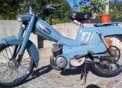 Excelente mobylette motobecane av68 mobilete mbk