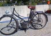 Mobylette motobecane av3 ano 1950