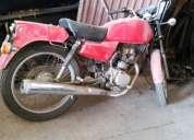 Excelente mota 125cc honda jc18