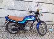 Excelente honda cg 125cc classica!!