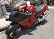 Honda cbr 1100 xx superblackbird