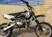 Vendo excelente pit bike thump 125