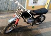 Vendo mota forvel cross motor casal, contactarse.