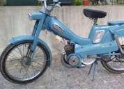Mobylette motobecane av88 ano 1959
