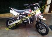 Excelente pit bike malcor-motor 125cc-4 tempos