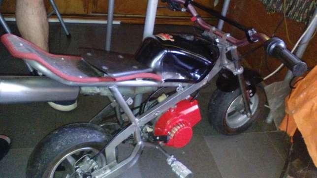 vendo mini moto (novo preço), Oportunidade!.