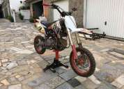 Excelente pit bike 160cc malcor xzf full extras