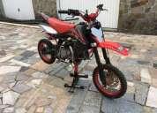 Excelente pit bike rebel master 160cc full extras
