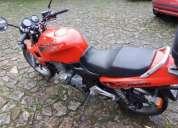 Excelente mota cb 500