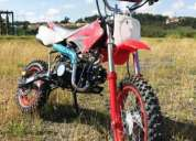 Vendo excelente pit bike 125cc nova a estrear