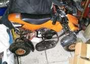 Aproveite!. mini moto 4 motor 49cc gasolina
