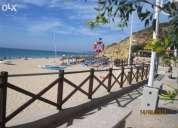 Praia da salema, ferias para 8 pessoas, contactarse.