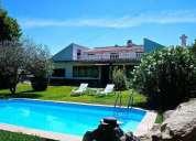Casa do vale, moradia c/piscina e grande jardim.