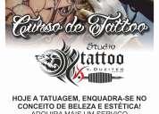 Curso de tatuagem certificado