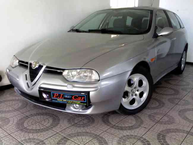 Alfa Romeo 156 Sportwagon 1.9 JTD 115cv