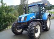 Trator new holland t6-165