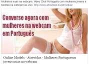 Mulheres na webcam