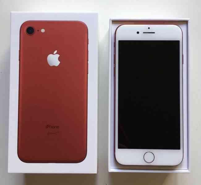Apple iPhone 7 32GB  e Apple iPhone 7 Plus 32GB