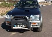 Mitsubishi l200 strakar sport