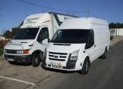 Serviços de mudanças barato e bom.transportes low cost.960398217