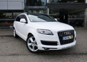 Audi q7 3.0 tdi 7lug