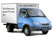 Transportes marcadorias.mudanças completas.montagem e embalamento.960398217