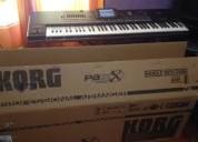 Teclado teclado korg pa3x le 76