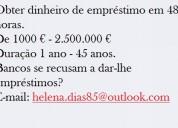 Ajudas tem todos os mundo à portugal.