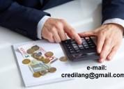 Oferta de empréstimo pessoal