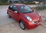 Nissan micra 1.2 c gps + ac 2000€