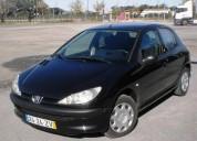 Peugeot 206 1.4 hdi 5portas 1500€